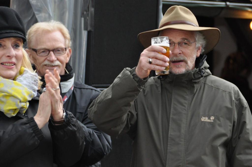 16. Folkfrühling 2014 Venne Finale auf der Mühleninsel