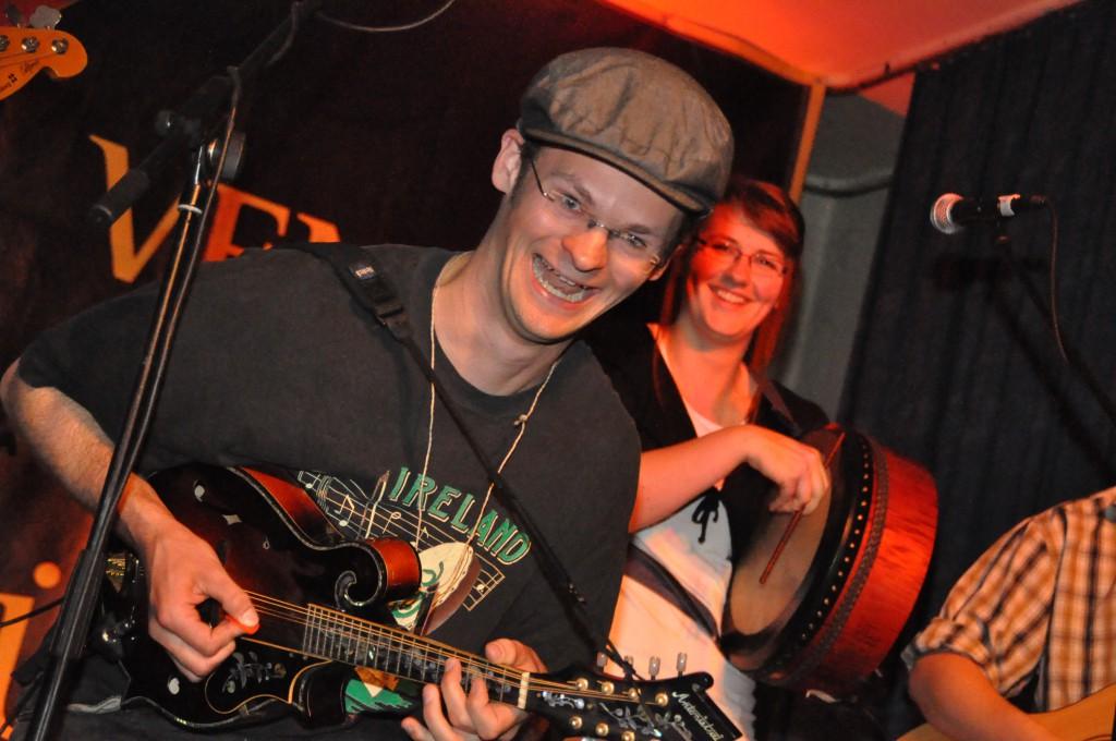 16. Folkfrühling 2014 Venne Kilkenny Band Live bei Linnenschmidt