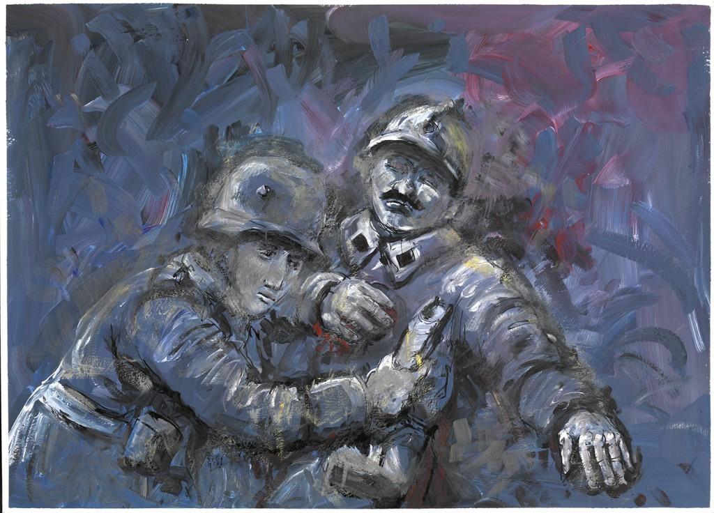 Im Westen nichts Neues, Erich Maria Remarque, 100 Jahre Erster Weltkrieg, Peter Eickmeyer,