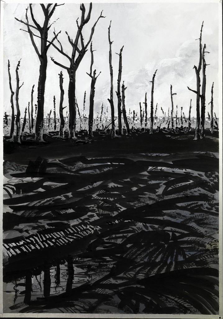 Im Westen nichts Neues, 100 Jahre Erster Weltkrieg, Peter Eickmeyer, Graphic Novel