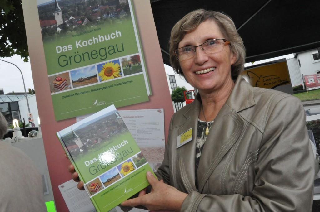 Landfrauen Melle, Kochbuch Grönegau, Regionale Rezepte, Grönegautorte, Pickert