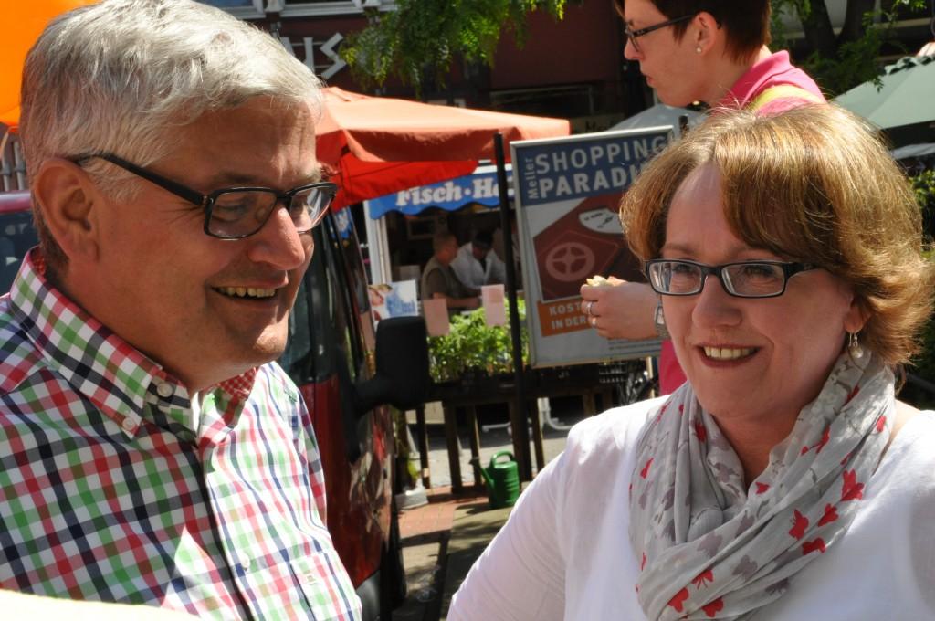 Menschen in Melle, Bürgermeisterwahl 2014, Stadt Melle, Politik