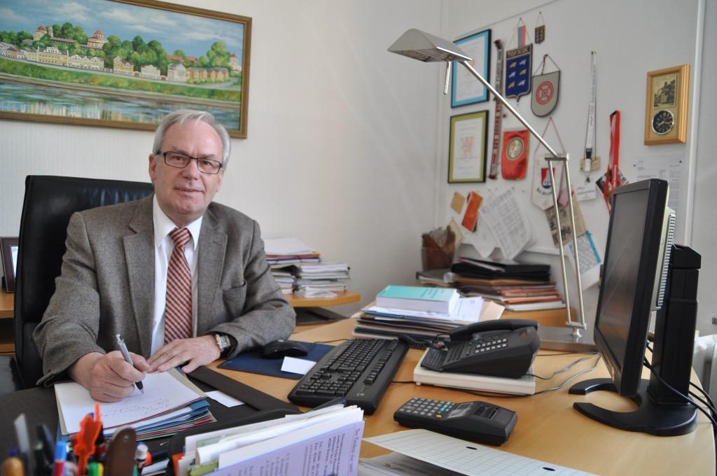 Leiter des Hauptamtes der Stadt Melle, Menschen in Melle, Verwaltung, Politik, Grönegau